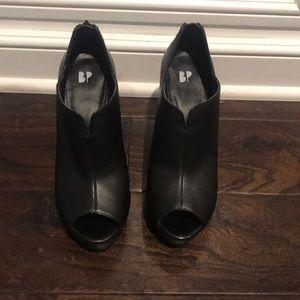 BP wedge shoes